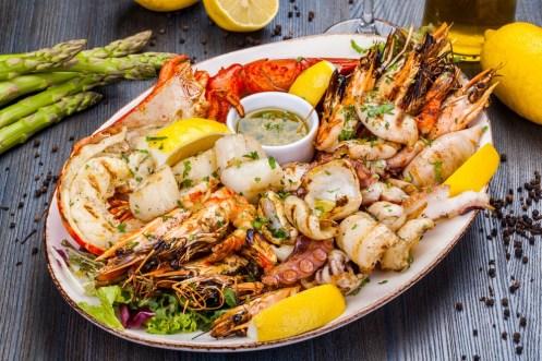 Glicerin ohranja morsko hrano svežo