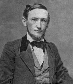 Benjamin Harrison, 17 let