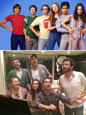 That '70s Show (Oh, ta sedemdeseta): 1998 vs. 2013