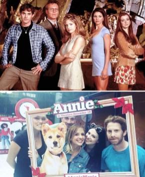 Buffy the Vampire Slayer (Buffy - Izganjalka vampirjev): 1997 vs. 2014