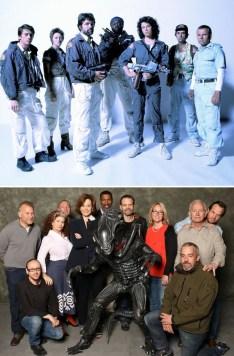 Aliens (Osmi potnik 2): 1986 vs. 2014