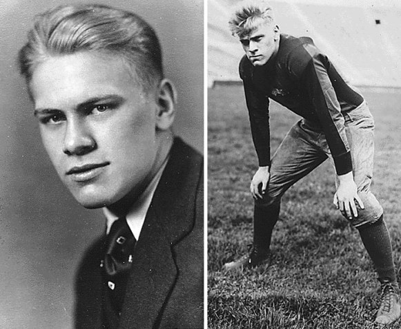 Gerald Ford, 18 in 20 let