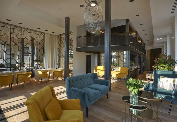 4. mesto: Hotel The Serras, Barcelona (Španija)
