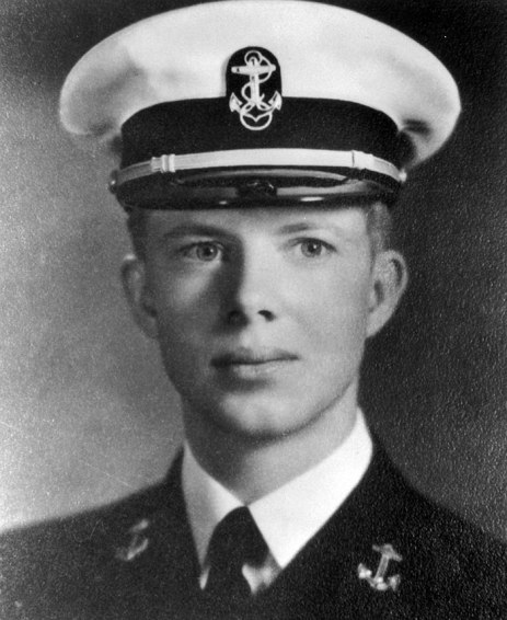Jimmy Carter, 18 let