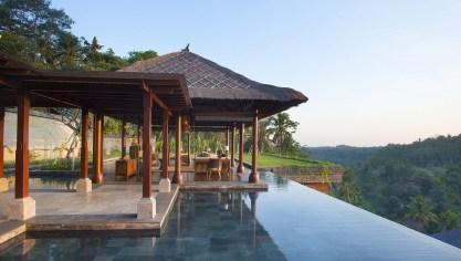2. mesto: Mandapa, Ubud (Indonezija)