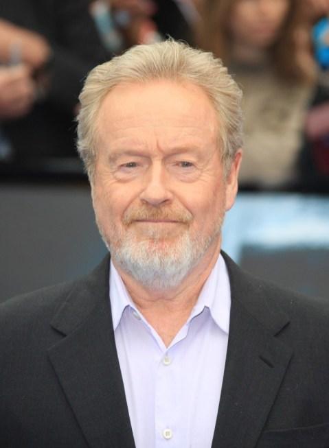 Ridley Scott (4 nominacije za oskarja)