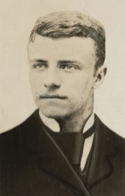 Theodore Roosevelt, 20 let