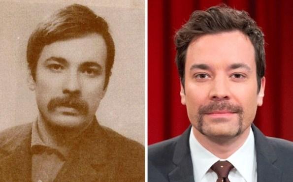 Vodja marksistične revolucije Mahir Cayan (1946–1972) in Jimmy Fallon