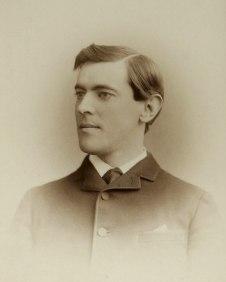 Woodrow Willson, 19 let