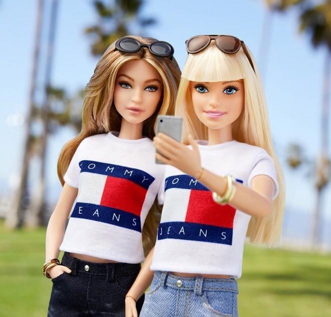 Svojo Barbiko je nedavno dobila tudi Gigi Hadid.