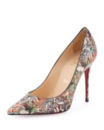10 najbolj slovitih čevljev Christiana Louboutina: Decollete