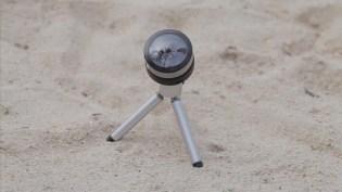 Zapestna 360-stopinjska kamera Beoncam