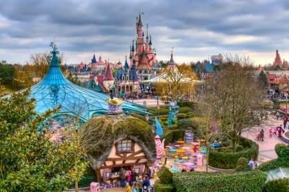 Disneyland, Pariz, Francija