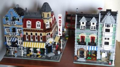 Market Street set Lego kock stane slabih 1.500 evrov.