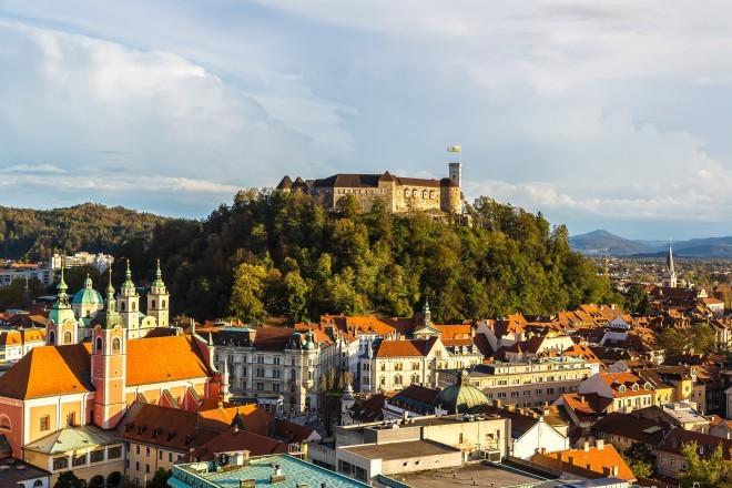 Ljubljanski grad je lani obiskalo 1.246.737 obiskovalcev.
