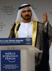 5. Emir šejk Mohammed bin Rashid Al Maktoum