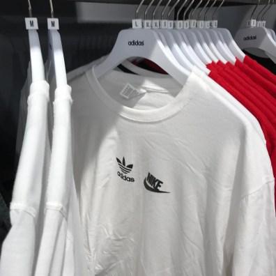 Majica Adidas x Nike