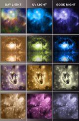 Multiluminous – 3-v-1 tapete