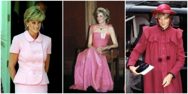 Njena najljubša barva je bila roza.