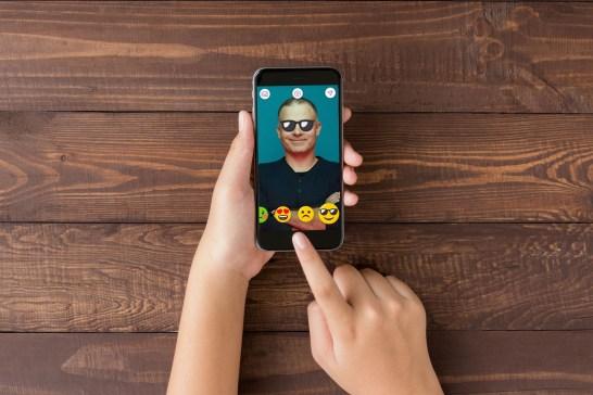 Mobilna aplikacija Memoji