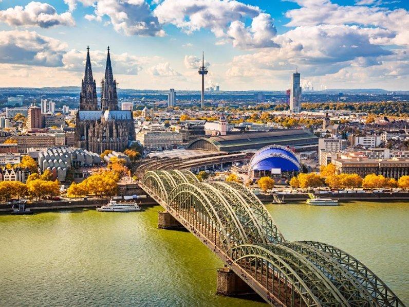 8. Köln, Nemčija