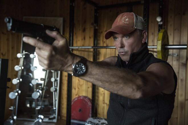 Michael Keaton v filmu American Assassin.