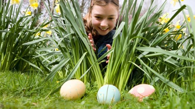 Kje se bodo velikonočni jajci skrivali tokrat?