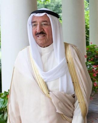 8. Emir šejk Sabah Al-Ahmad Al-Jaber Al-Sabah (Kuvajt)