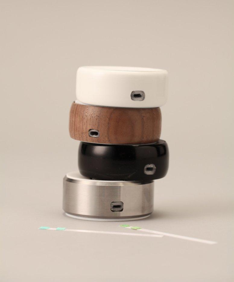 ALLY: žepna naprava, ki testira prisotnost alergenov in glutena v hrani.