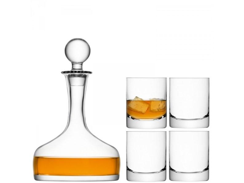LSA: Set za viski