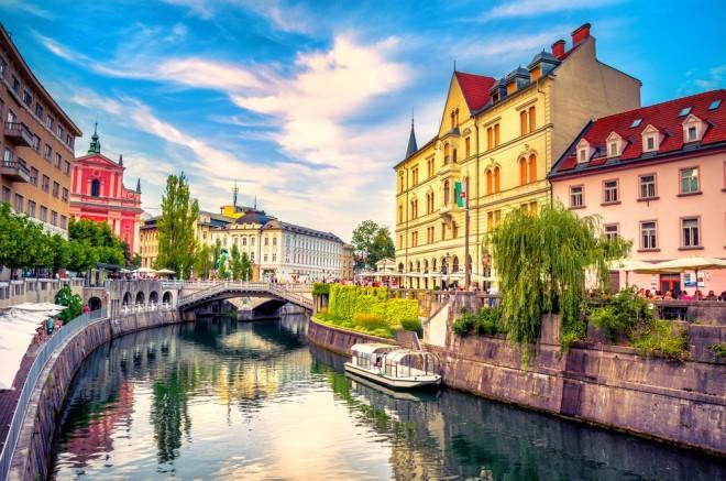 Mesto med najboljšimi evropskimi destinacijami bi si zaslužila tudi Ljubljana, kajne?