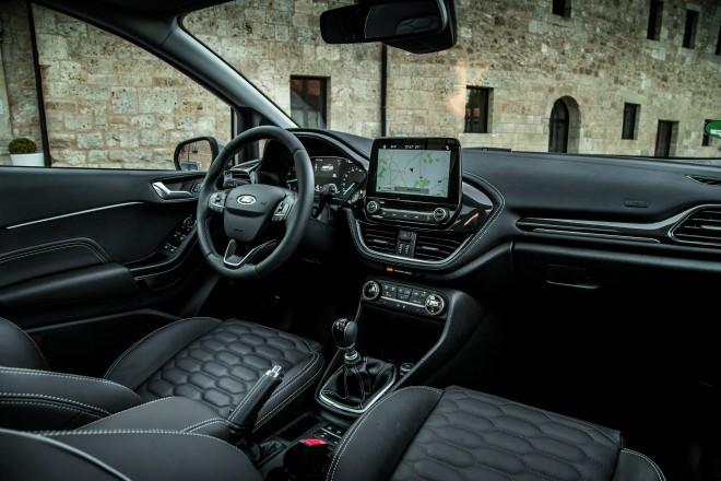 Pri Fordu trdijo, da je Fiesta tehnološko najbolj napreden avtomobil svojega segmenta.  Foto: Ford