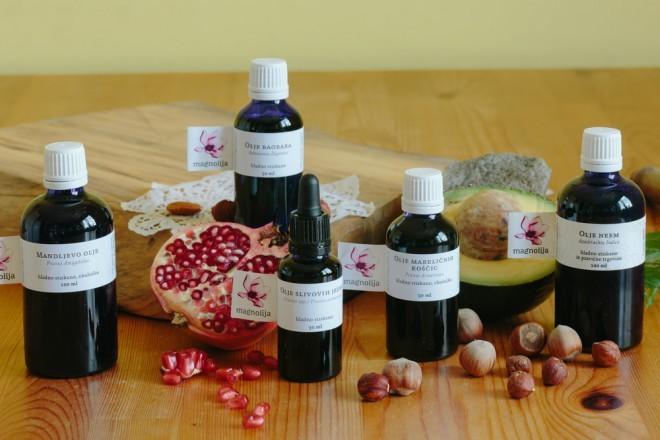Ustvarite si svojo lastno kozmetiko v aroma ustvarjalnici Magnolija.