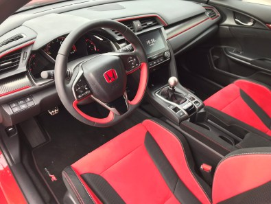 Honda Civic Type R: na slovenske ceste zapeljal najboljši Civic