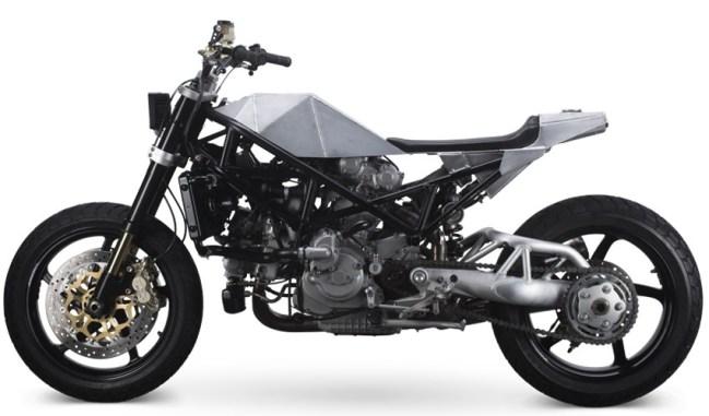 Anvil Warthod Ducati Monster