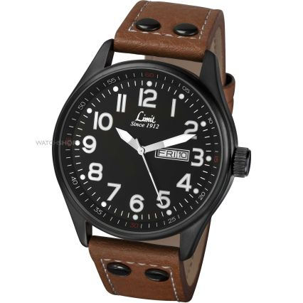 Limit Pilot Style Watch