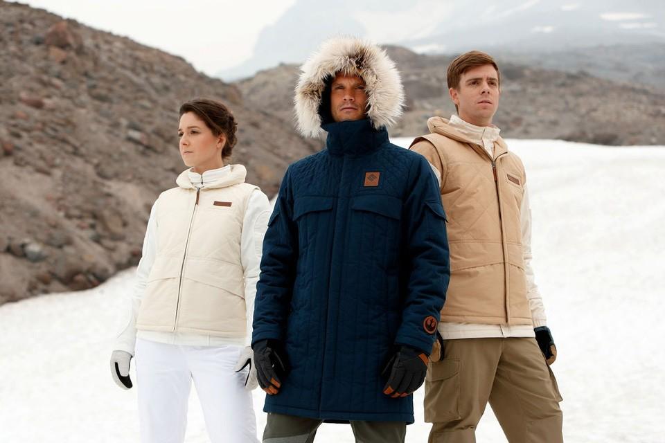 Zimske jakne po vzoru Vojne zvezd, ki si jih želite imeti