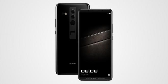Huawei Mate 10 Pro by Porsche Design