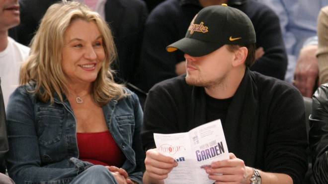 Leonardo z mamo