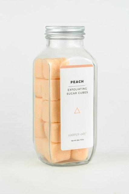 Peach Cugar Cubes
