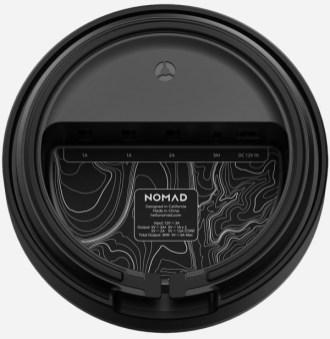 Nomad Wireless Hub – brezžični polnilnik za celo družino