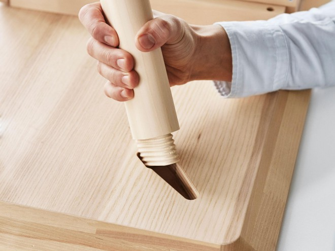 """Za """"flat-pack"""" se lahko zahvalite Ikeinemu ustanovitelju."""