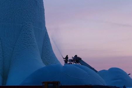 Najvišji ledeni stolp na svetu