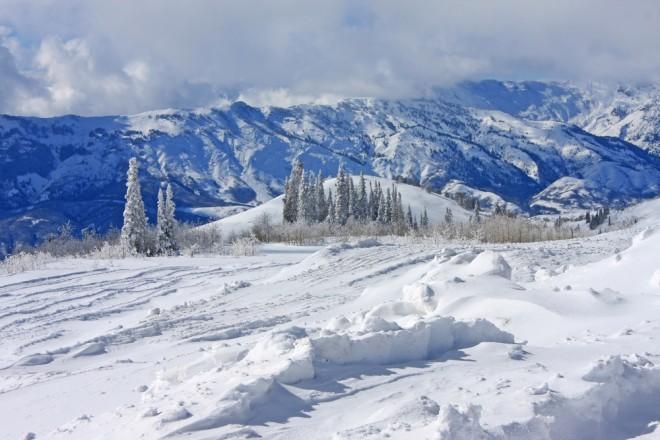 Powder Mountain, Utah(ZDA)