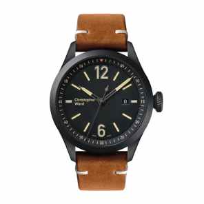 8. Christopher Ward C8 Flyer Quartz