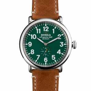 9. Shinola 'The Runwell' 47 mm