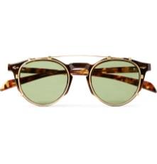 Moška modna sončna očala 2018: sončna očala, ki se pripnejo, Jacques Marie Mage Sheridan