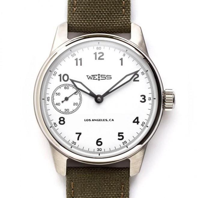 Weiss Watches, Weiss Standard Issue Field Watch