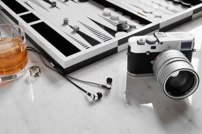 Kolekcija Leica 0.95: The Silver Edition