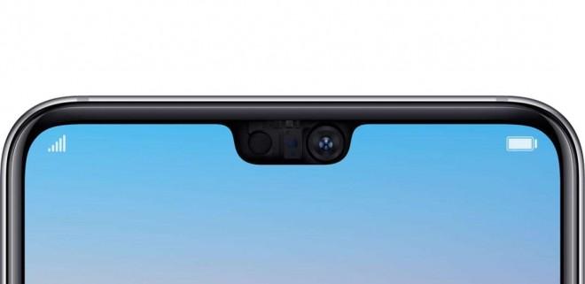 Prednja kamera: selfi kot v fotostudiu.